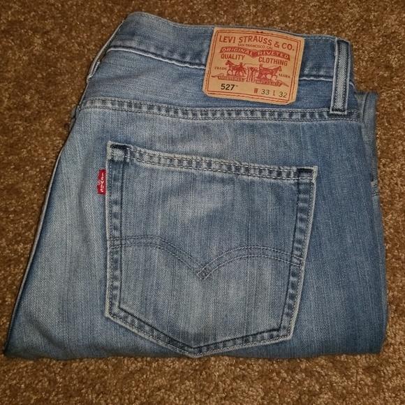779571d4 Levi's Jeans   Mens Levis 527 Slim Bootcut   Poshmark
